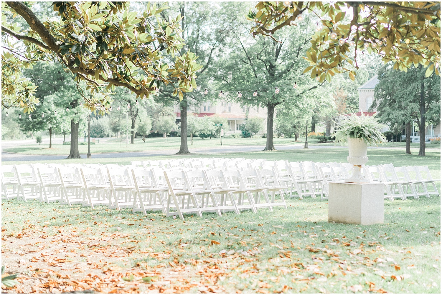 Lincoln's Cottage Washington DC Wedding Photography