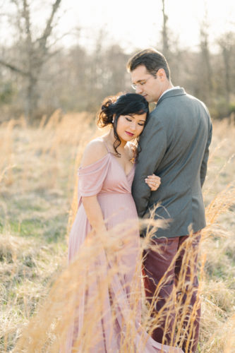Interracial Maternity Photographer Rockville, Maryland