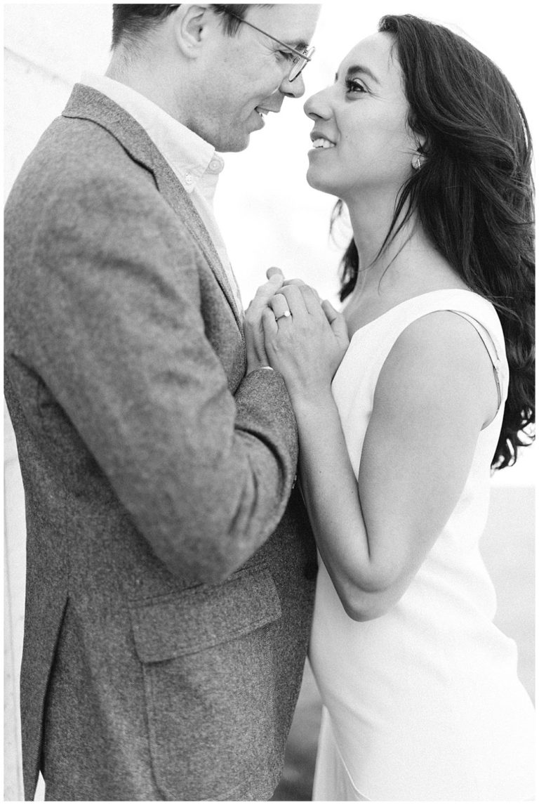 Krieger Museum DC Engagement Session Photography by Winnie Dora Photography