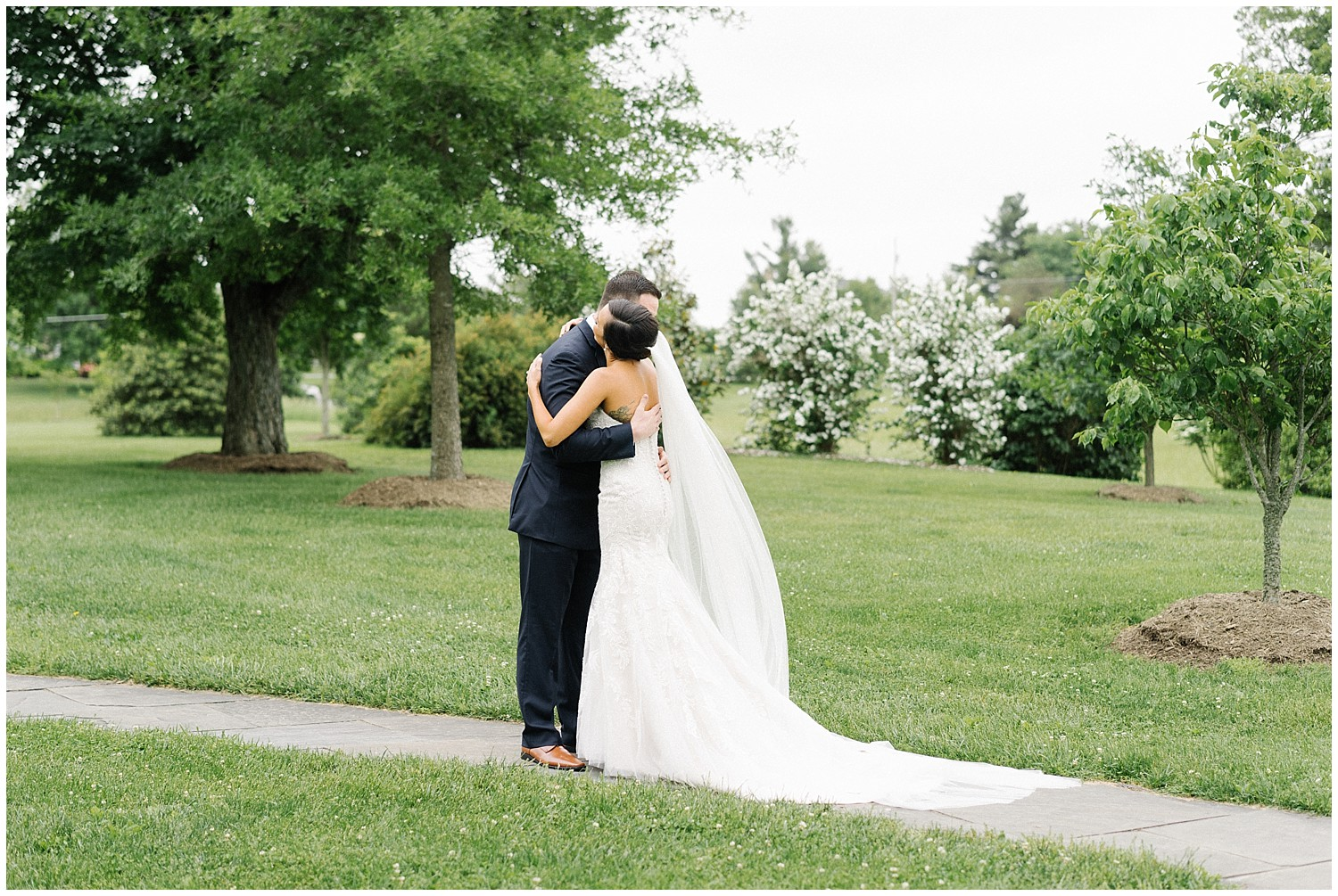 Greenery Infused Wedding in Frederick, Maryland