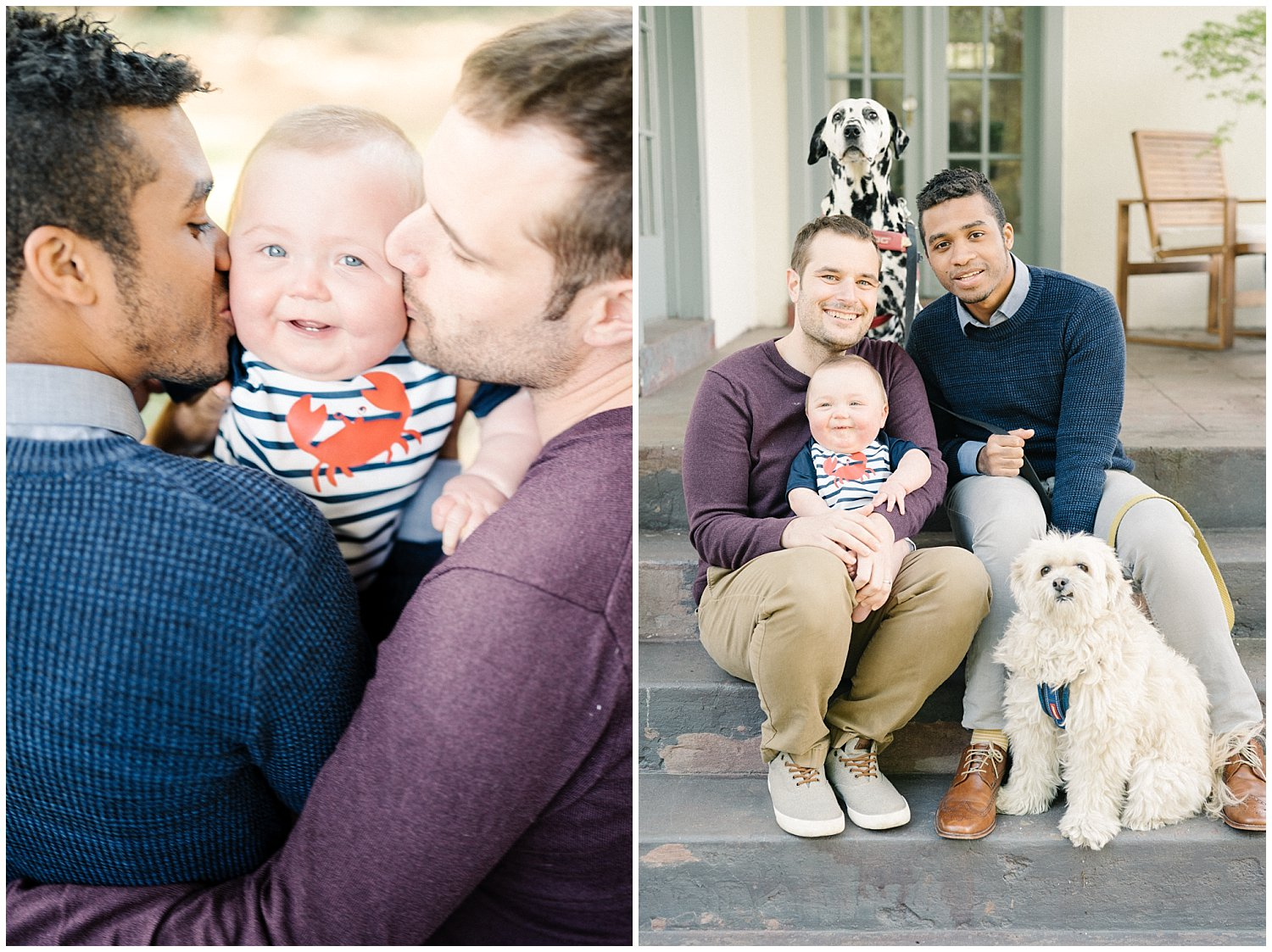 Baltimore and Howard County LGBTQ Adoption Photographer