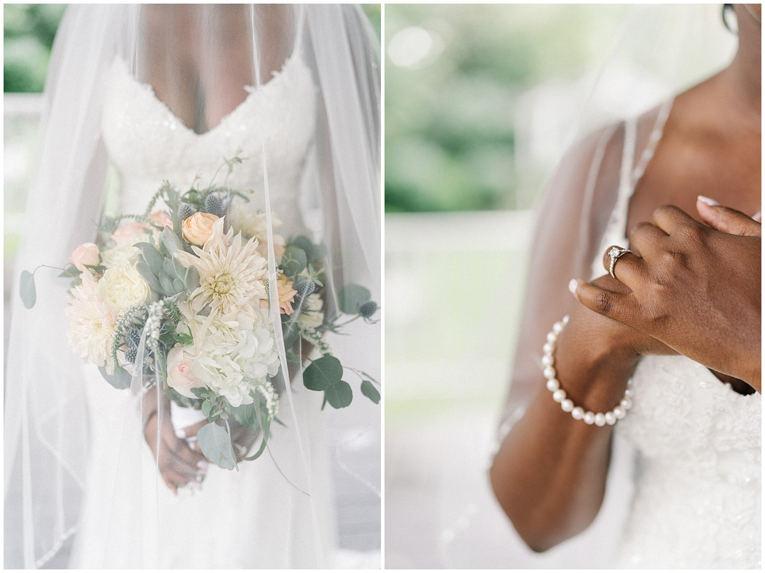 Seasons at Magnolia Manor Westminster Maryland Wedding Photography