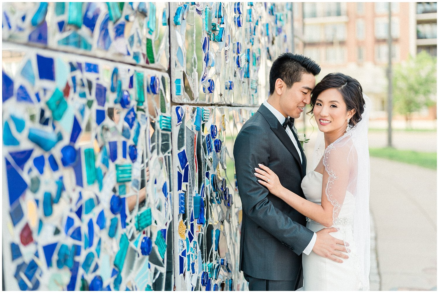Baltimore AVAM American Visionary ARts Museum Wedding Photography