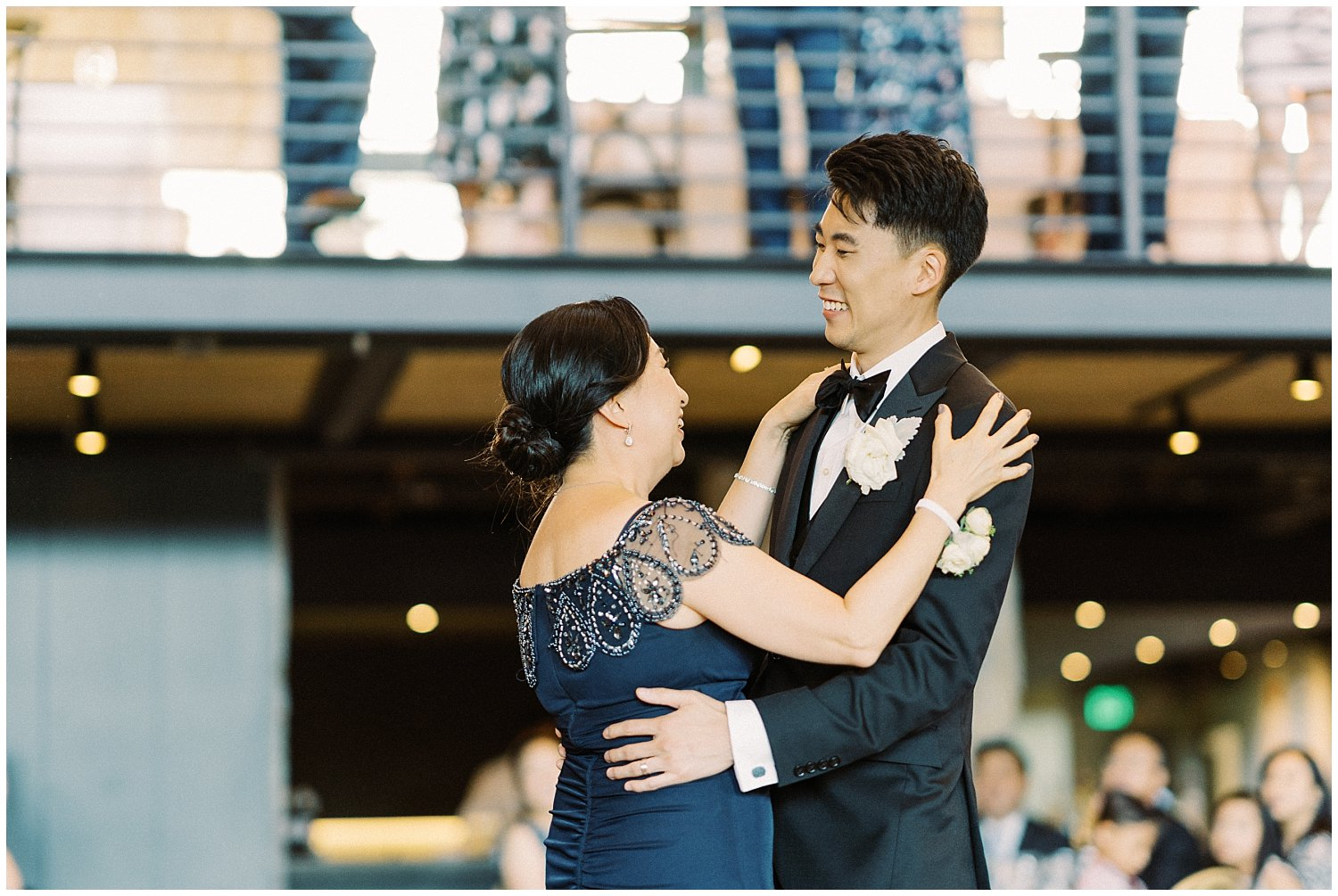 Baltimore Wedding at Winslow Room, Parker Metal Building by Winnie Dora Photography