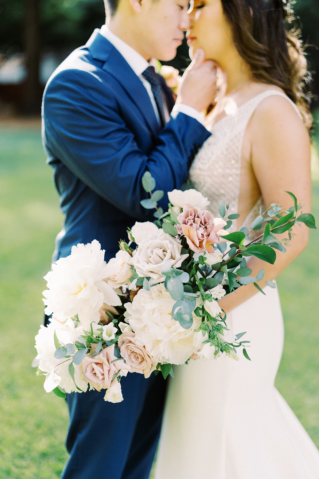 Mountain Terrace California wedding