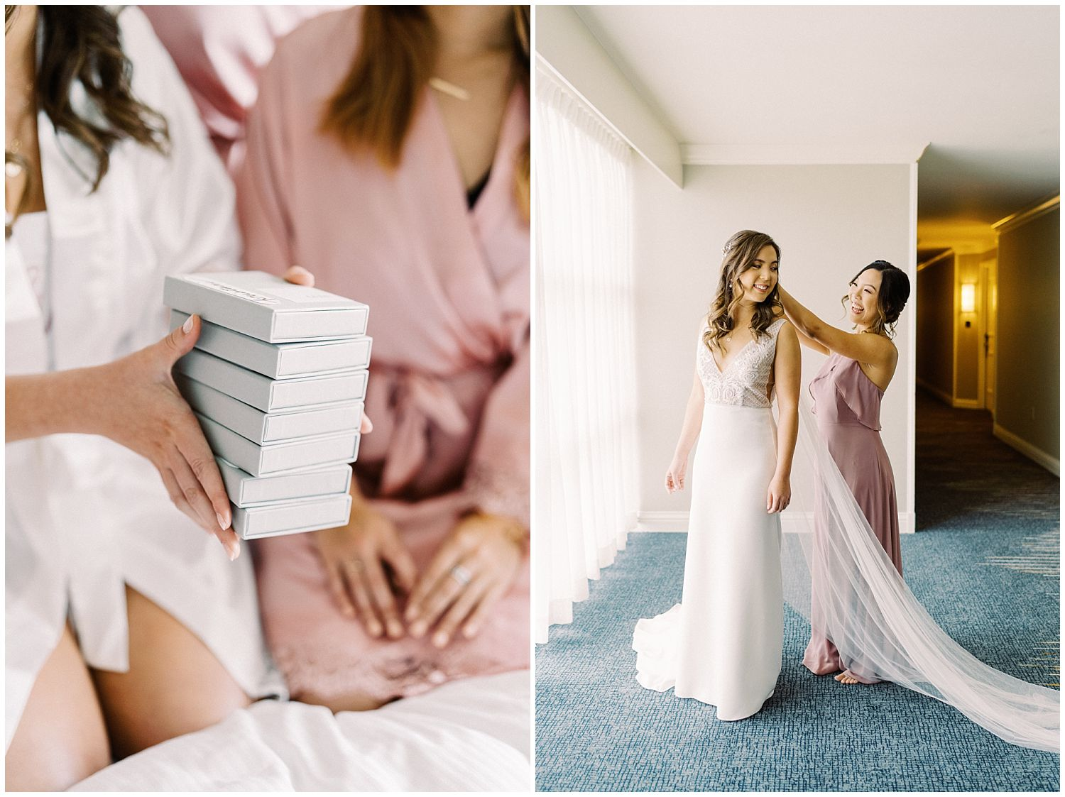 San Francisco fine art wedding photographer