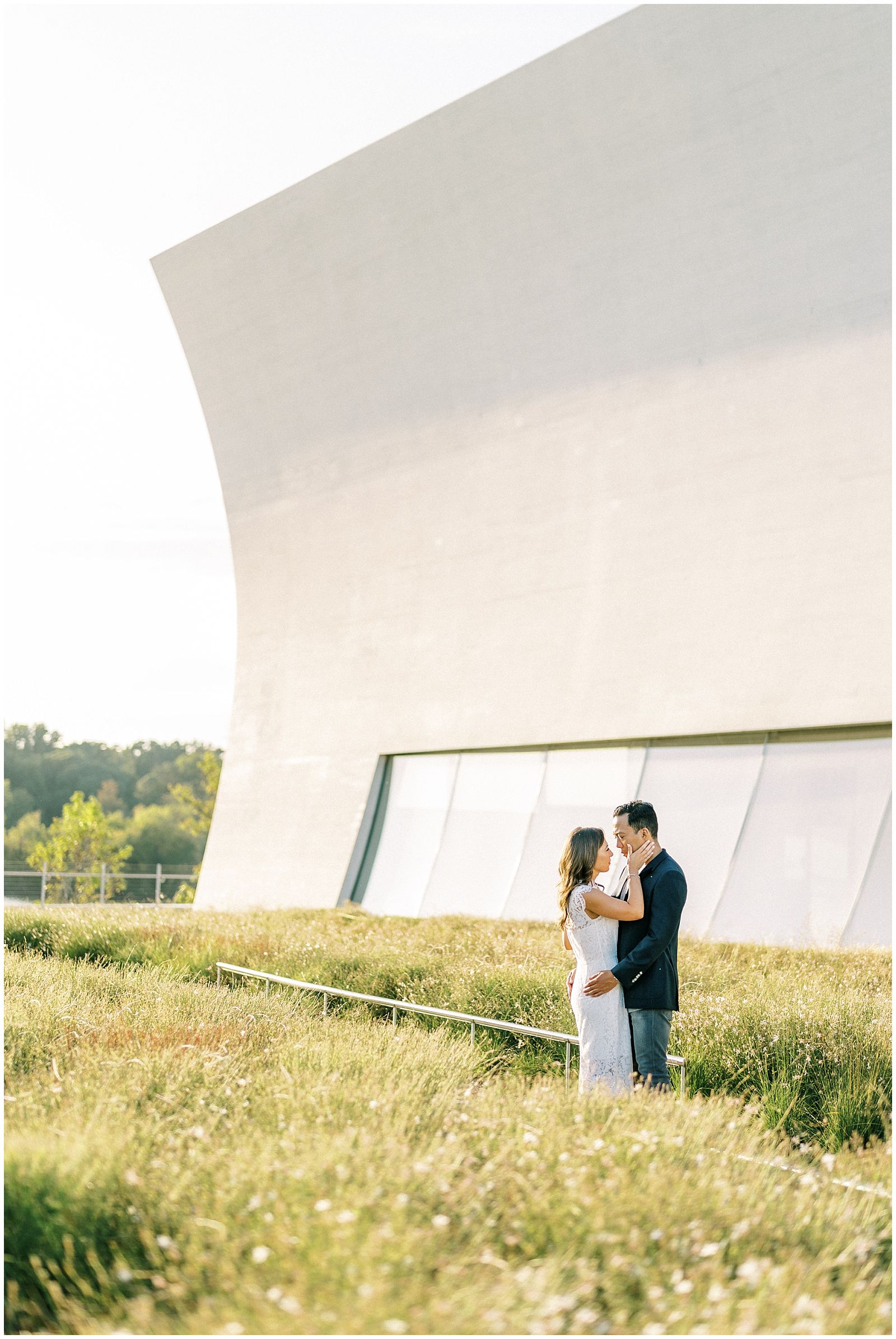 The REACH at the Kennedy Center engagement photography